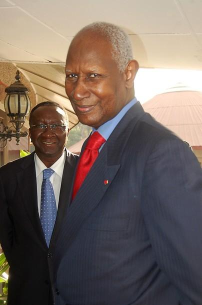 A la suite de la déclaration ci-dessous du président Abdou Diouf, j'exprime ici  mon indignation (Mandiaye Gaye)