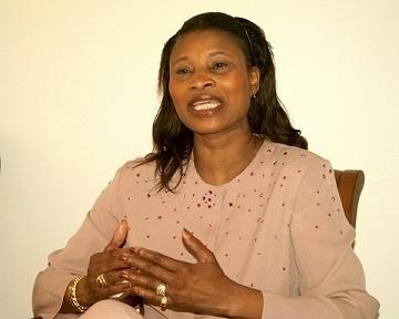 Condoléances aux familles des victimes à Podor: Aïssata Tall Sall rabroue Kalidou Diallo qui a tenté de lui remettre l'enveloppe destinée aux familles des victimes