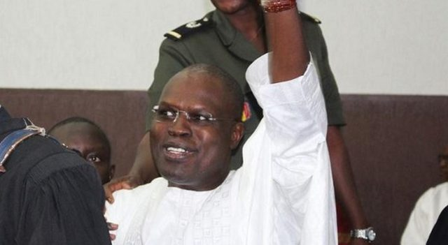 Sénégal : pourquoi Macky Sall a gracié Khalifa Sall
