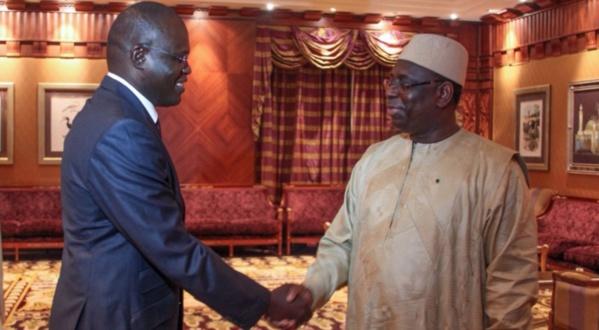 Pourquoi Macky Sall a gracié Khalifa Sall — Sénégal