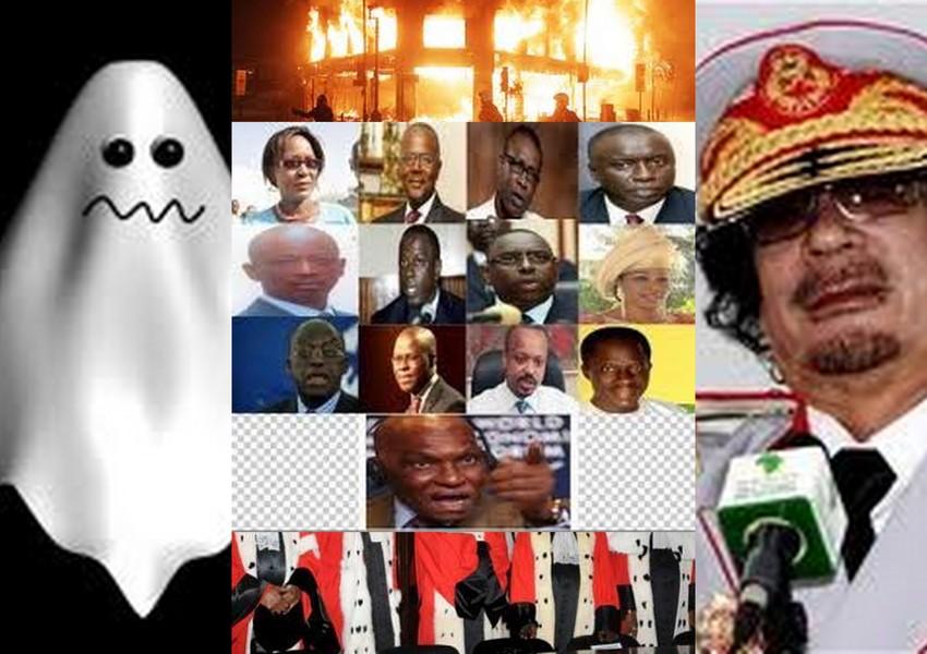 Présidentielle sénégalaise de février 2012: Treize candidats et un fantôme !