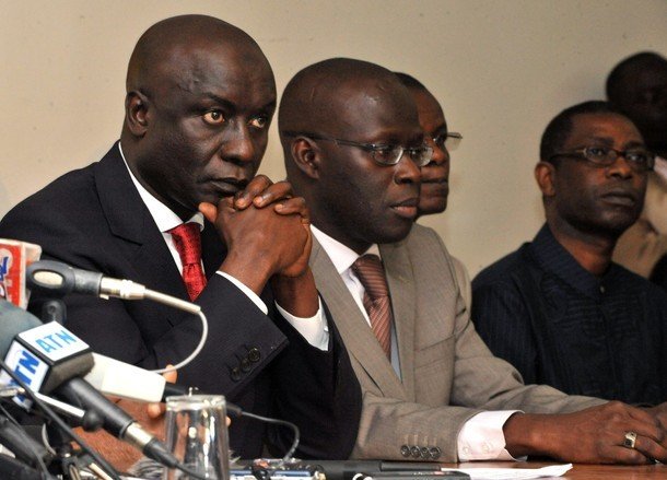 Avec Idrissa SECK, nous avons choisi l'espoir (Par Abdou KEBE)