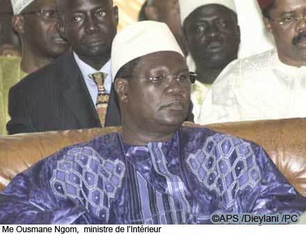 """A la cérémonie officielle du Maouloud, Ousmane Ngom magnifie la qualité du """"citoyen-modèle"""" dans le développement"""