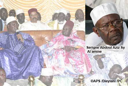 "Abdoul Aziz Sy al-Amin: ""La cloche de l'apaisement a sonné"""