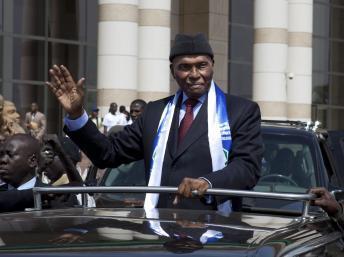 L'entrée en campagne d'Abdoulaye Wade et du M23 vue par RFI