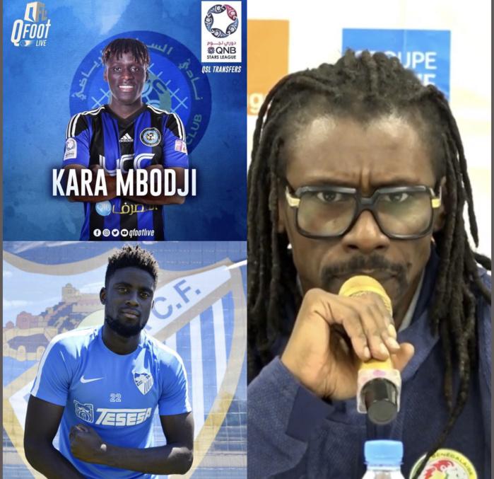 Kara Mbodj, Alfred Ndiaye… Aliou Cissé prévient les joueurs du Golfe