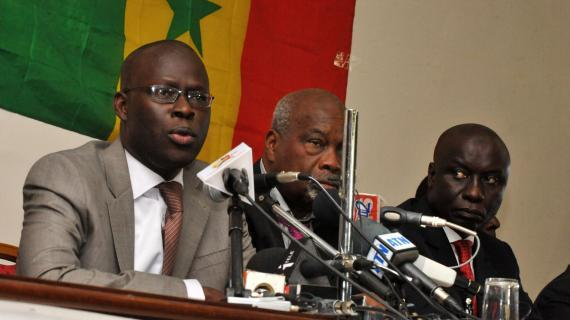 Début de campagne sous tension au Sénégal