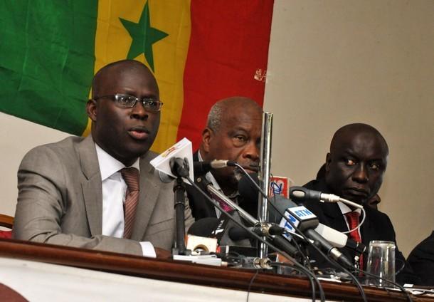 Cheikh Bamba Dièye: ''La bataille pour le retrait de Wade vient de commencer''