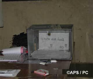 Dernière minute: Le matériel électoral va commencer ce lundi à être acheminé à travers tout le pays