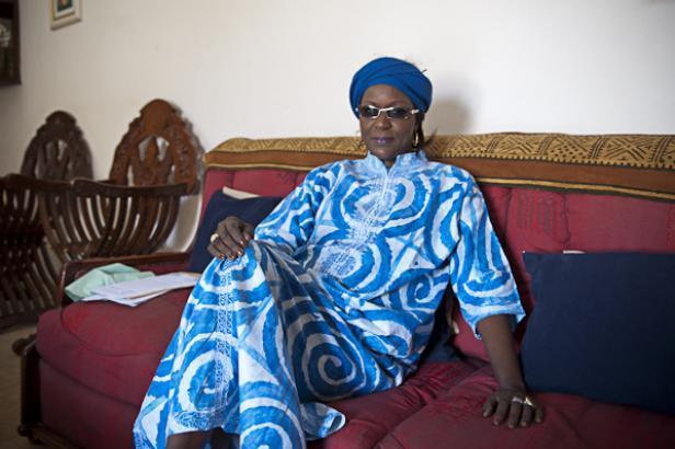 Trois questions à Amsatou Sow Sidibé