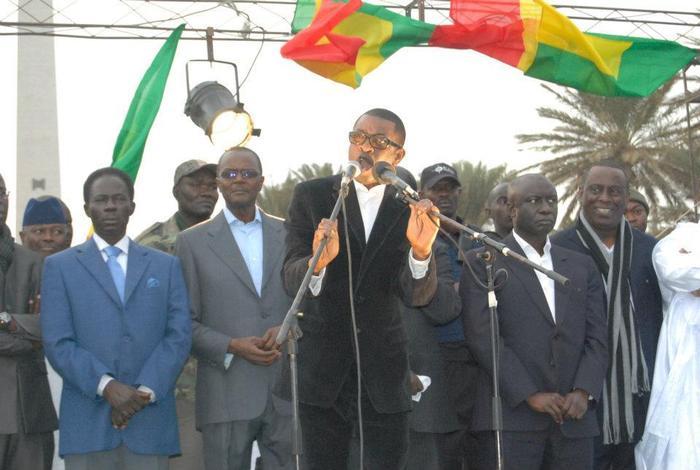 Youssou Ndour invite les jeunes à prendre leurs responsabilités