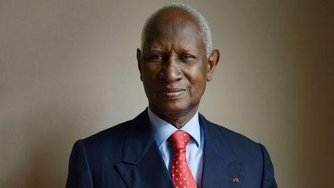 France : Abdou Diouf aux funérailles de Chirac et au déjeuner à l'Elysée.