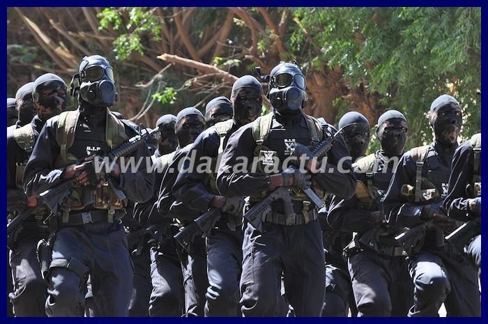 Dernière minute: Les forces spéciales de la police sénégalaise vont-elles être déployées si la situation l'exige ?