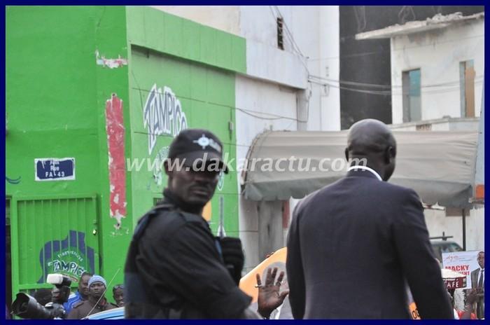 Idrissa Seck, l'homme le mieux gardé du Sénégal