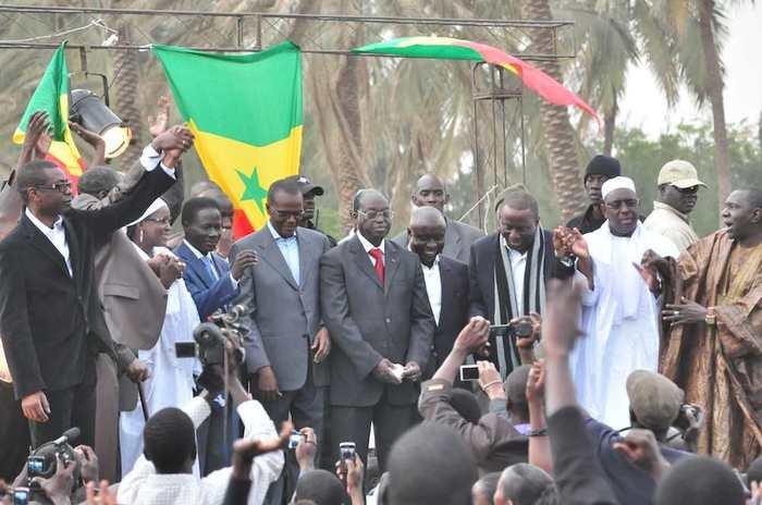 Après la marche du 7 février, certains candidats membres du M23 vont prendre leur autonomie