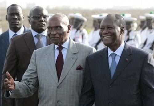 Dénonçant l'ingérence étrangère dans les affaires intérieures du Sénégal, Wade vertement critiqué par la presse ivoirienne