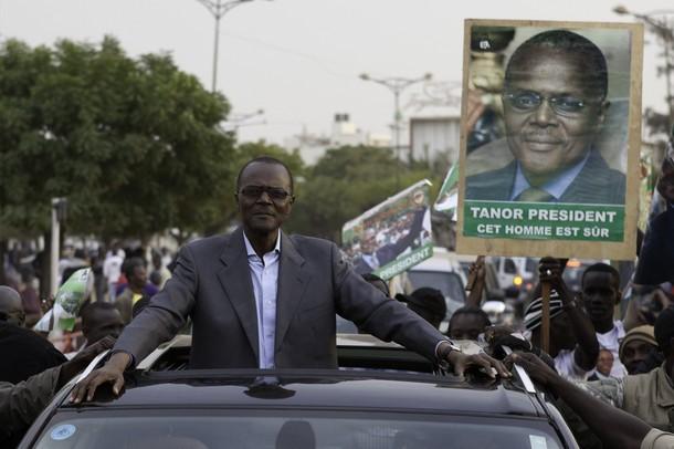 Dernière minute: Ousmane Tanor Dieng nomme son directeur de campagne