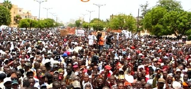 Sénégal: Zoom sur le premier jour de campagne