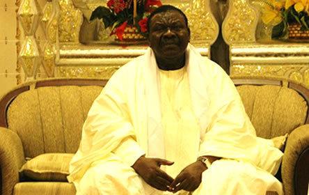 "Cheikh Bethio Thioune: ""J'ai 10 millions de talibés, j'émettrai mon ndiguël quand il le faudra""."