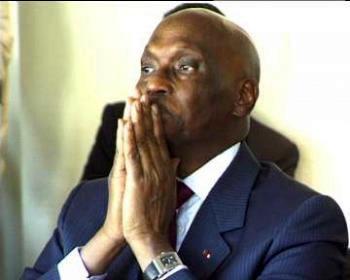 Abdoulaye Wade se défoule sur Idrissa Seck et Macky Sall.
