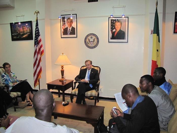 Lewis Lukens, ambassadeur des Etats-Unis, dit des vérités crues sur la situation au Sénégal