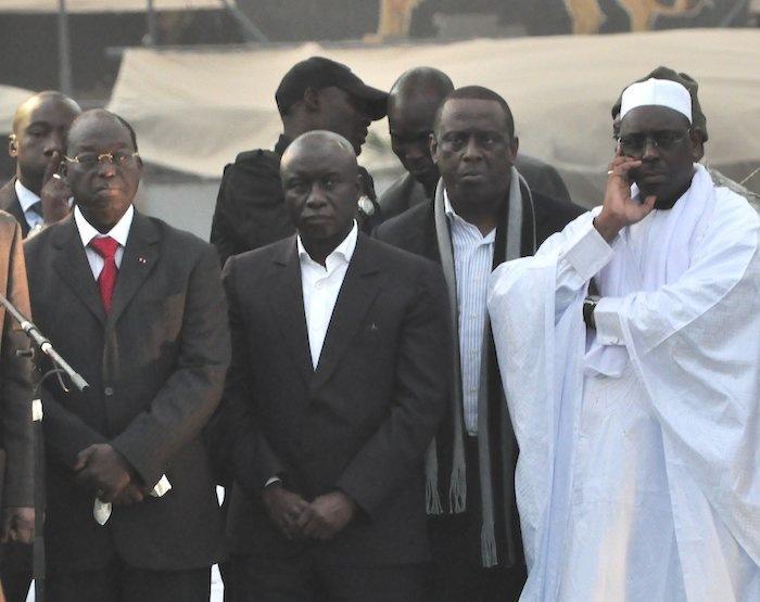 Dernière minute: Moustapha Niasse et Macky Sall se détachent nettement des autres candidats membres du M23