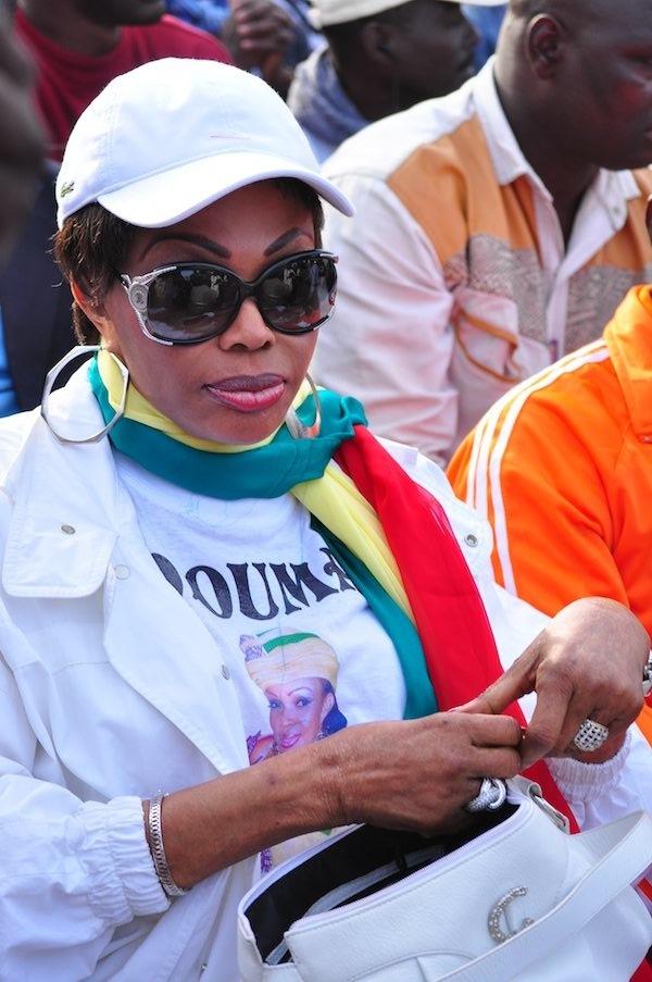 Diouma Diakhaté, candidate des chômeurs et des bonnes