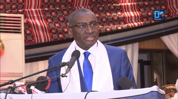 Koumpentoum / Pencum Niani 2019 : Me Sidiki Kaba (Ministre des Forces Armées), choisi comme parrain.