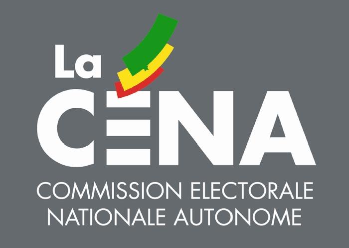 La CENA se déclare satisfaite des dispositions prises pour l'éclatement du matériel électoral (représentant)