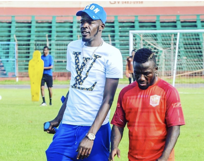 Khadim Ndiaye (Horoya AC) : « Il y a eu une erreur lors de mon opération… »