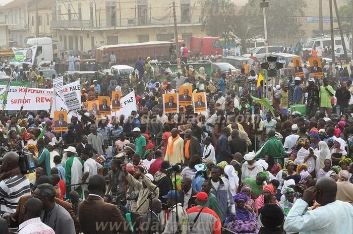 Revivez la manifestation du M23 à Rufisque (PHOTOS)