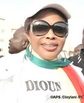 Diouma Diakhaté, la grande couturière qui rêve de conquérir le Palais de la République
