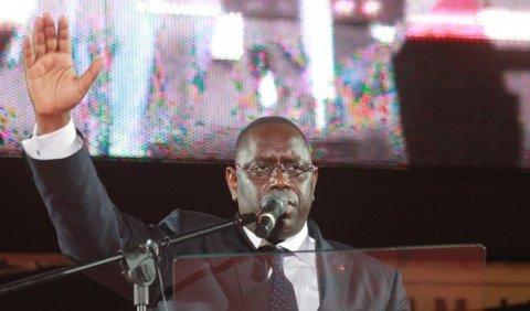 Macky Sall promet de diminuer le prix des denrées de première nécessité
