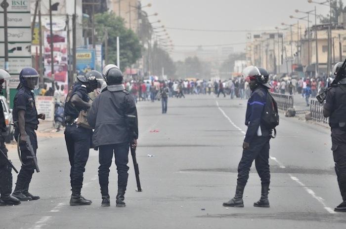 Le M23 brave l'interdiction de l'Etat de marcher jusqu'au ministère de l'Intérieur (Par Cheikh Yérim Seck)
