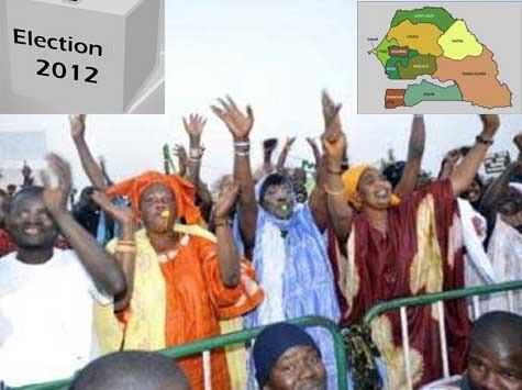 """Campagne électorale: le 9 février s'annonce """"chaud bouillant"""" à Louga."""