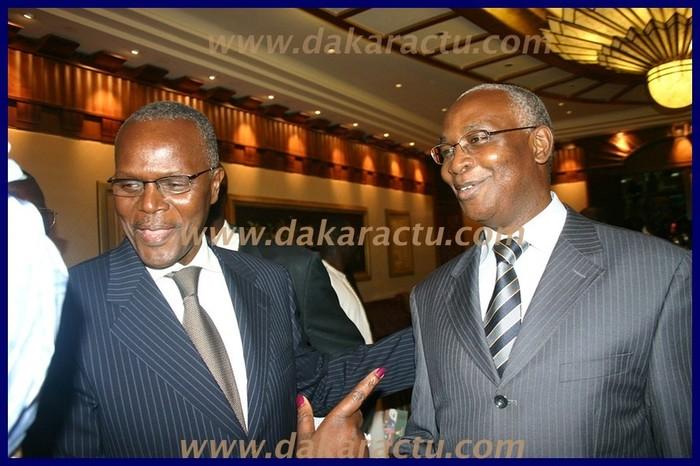 Ousmane Tanor Dieng présente son directoire de campagne, cet après-midi