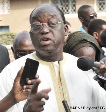 """Moustapha Niasse: """"Aucun candidat ne peut diriger tout seul le Sénégal, après Wade"""""""
