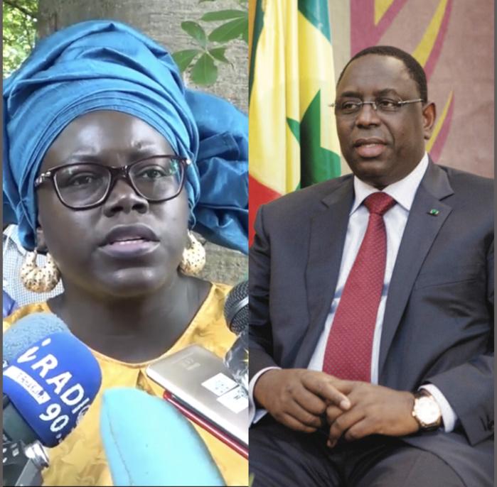 Homonyme : La ministre du commerce Aminata Assome Diatta donne le nom de Macky Sall à son fils.
