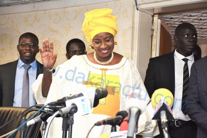 """Aminata Touré, 3ème personnage de l'État : Une dame de fer aux ambitions """"présidentialistes"""""""