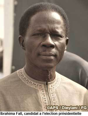 Décision du Conseil constitutionnel : Ibrahima Fall redit son désaccord