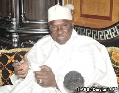 Abdoulaye Wade ou le recordman de la course à la magistrature suprême