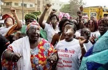 Dernière minute: Les organisations féminines se mobilisent pour la paix