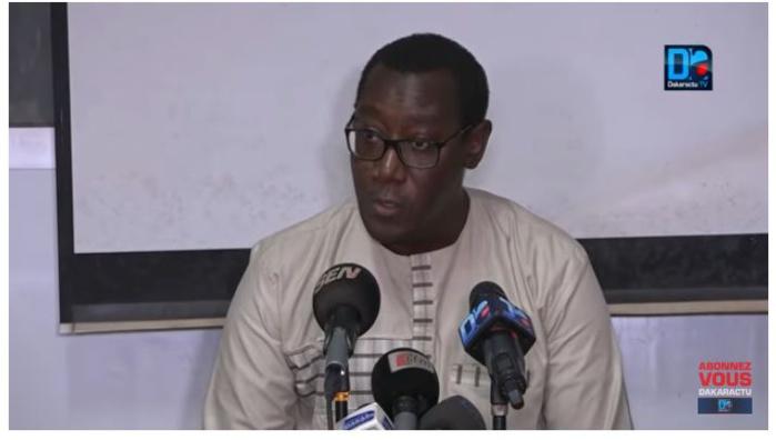 Négociations avec le gouvernement : Le SUDES/ESR dépose un préavis de grève sur la table du ministre du travail