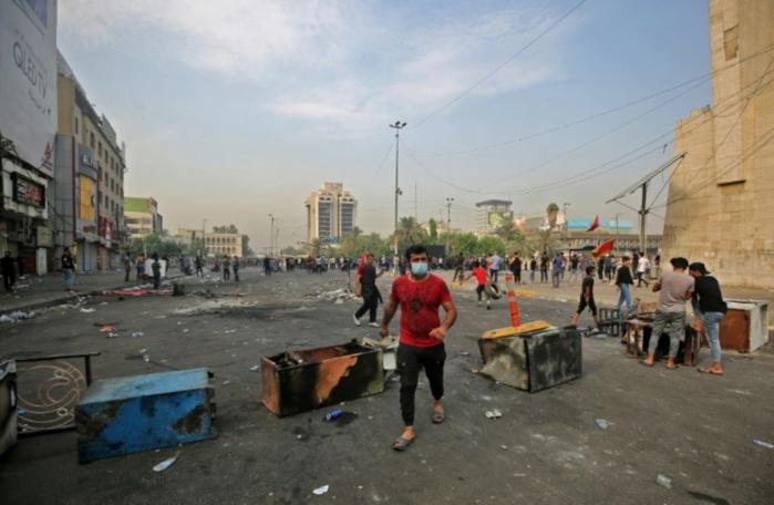 Irak : La rue s'embrase contre la corruption (au moins 27 morts)