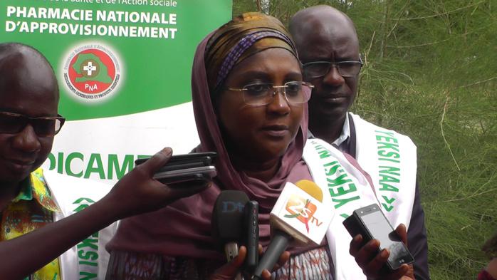 Santé : «Avec la gratuité des anticancéreux, un nouveau pas est franchi…», Dr Annette Seck Ndiaye
