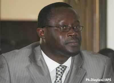 La responsabilité d'Amara Traoré ''n'est pas contestable'', selon Augustin Senghor