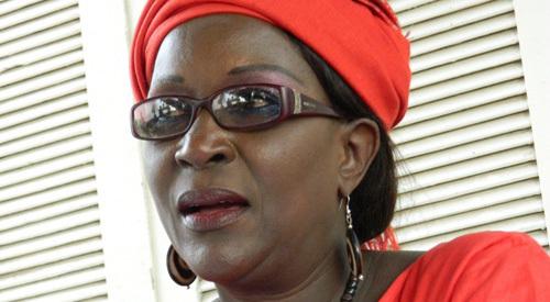 Pr Amsata Sow Sidibé  candidate de Car Leneen: «Je ne peux plus continuer à parler de la candidature de Me Wade»