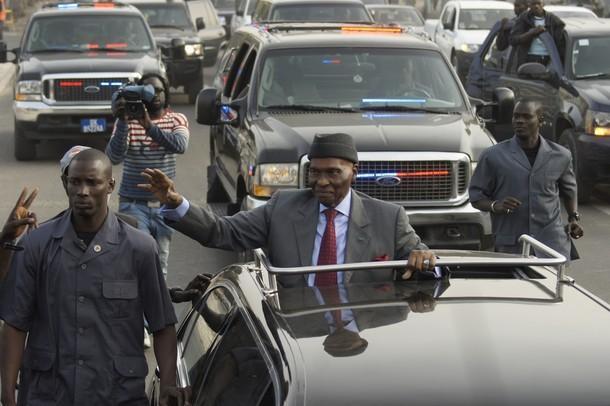 Dernière minute: Abdoulaye Wade est arrivé à Ndiassane