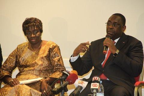 Dr Aminata (Mimi) Touré , Directrice de Cabinet  de Macky Sall