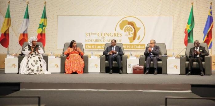 Justice et paix sociale : Ce lot de recommandations faites par les notaires à Dakar.